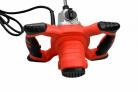 Elektrická míchačka HECHT 1137 - detail držadel