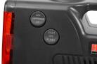 Kompresor do auta HECHT 2001 - ovládací tlačítka