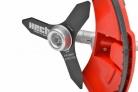 Motorový křovinořez HECHT 163 Profi - detail uchycení žacího nože