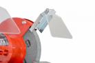 Elektrická stolní bruska HECHT 1726 - ochranný kryt kotouče