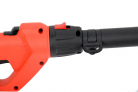 Elektrický nůžky na živý plot HECHT 695 - otočná rukojeť