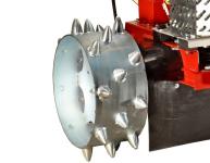 Svahová ocelová kola pro pohonnou jednotku DAKR FD-3