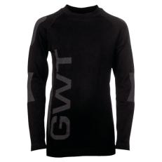 Termoaktivní bezešvé tričko s dlouhým rukávem GWT