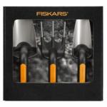 Premium lopatka + kultivátor + lopatka přes. FISKARS 1005056