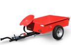 Malotraktor VARI IV Global (Honda GSV 190) + návěs ANV-400