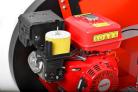Okružní pila na dřevo HECHT 890 - detail filtru motoru