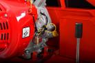 Okružní pila na dřevo HECHT 890 - detail provedení elektroniky motoru