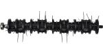 Elektrický provzdušňovač HECHT 1821 2 IN 1 - detail provzdušňovacího válce s drátky