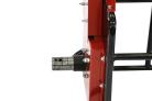 Zahradní drtič větví VARI Kajman-55 - uchycení do převodové skříně VARI DSK-316