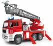 Požární auto se žebříkem MAN BRUDER 02771