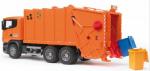 Popelářský vůz Scania R BRUDER 03560