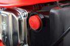 Motorový zametací kartáč HECHT 8101 - primer motoru