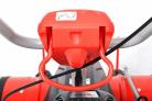 Motorový zametací kartáč HECHT 8101 - nastavitelný sklon rukojetí