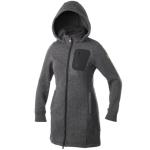 Dámská pletená fleecová bunda šedá VALTRA
