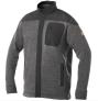 Pánská fleecová bunda šedá VALTRA