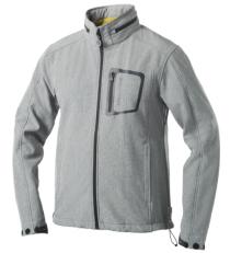 Pánská softshellová bunda šedá VALTRA