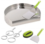 Plancha Set OUTDOORCHEF