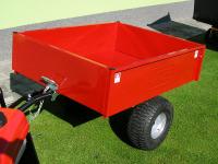 Sklápěcí vozík k zahradnímu traktoru VARES TR 220S