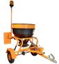 Rozmetadlo soli a umělých granulovaných hnojiv DAKR KRH 04