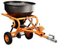 Rozmetadlo soli a umělých granulovaných hnojiv DAKR KRH 03
