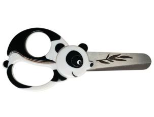 Dětské nůžky Animals Panda 13 cm FISKARS 1004613