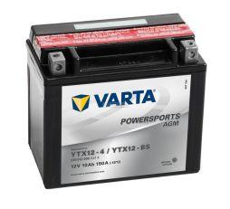Motobaterie VARTA 12V 10Ah 150A AGM YTX12-BS