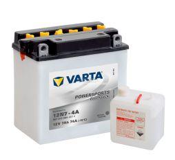Motobaterie VARTA 12V 7Ah 74A Freshpack 12N7-4A