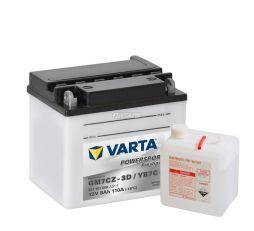 Motobaterie VARTA 12V 8Ah 110A Freshpack YB7C-A
