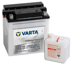 Motobaterie VARTA 12V 11Ah 150A Freshpack 12N10-3A
