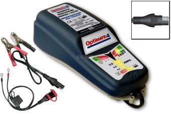 Nabíječka TECMATE Optimate 4 DUAL CAN-BUS 12V 0,8A
