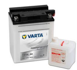 Motobaterie VARTA 12V 14Ah 190A Freshpack YB14L-B2