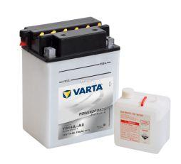 Motobaterie VARTA 12V 14Ah 190A Freshpack YB14A-A2