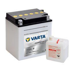 Motobaterie VARTA 12V 30Ah 300A Freshpack YB30L-B