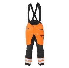 Kalhoty ochranné pracovní XL HECHT 900122
