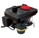 Dvoutaktní motor JIKOV 1447 spojka 80 mm, manuál dekoventil