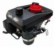 Dvoutaktní motor JIKOV 1454 spojka 80 mm bezkontaktni zapal