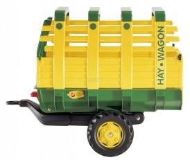 Vůz sběrací žlutý ROLLY TOYS
