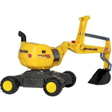 Bagr ROLLY TOYS New Holland WE170 PRO