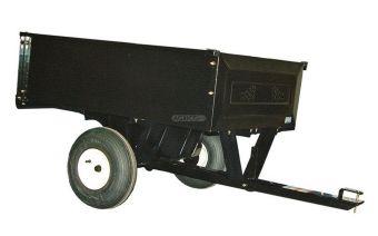 Vozík se sklápěcí korbou tažený AGRIFAB AF 303