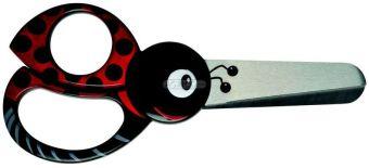 Dětské nůžky Animals Beruška 13 cm FISKARS 1004612