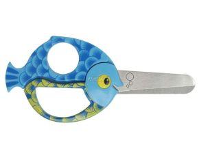 Dětské nůžky Animals Ryby 13 cm FISKARS 1003746