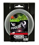 Nylonové lanko kruhové Duoline 2,4 mm x 15 m OREGON 295367E