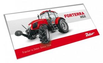 Banner ZETOR Forterra HSX 2012
