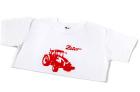 Dětské bílé tričko ZETOR - 6 let