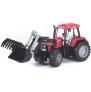 Traktor Case CVX 170 s �eln�m naklada�em BRUDER 02092