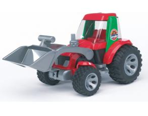 Traktor s čelním nakladačem BRUDER 20102