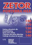 Katalog ND ZETOR Forterra HSX 2012