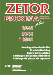 Katalog ND ZETOR Proxima Plus Z 8541-10541 (2007-2009)