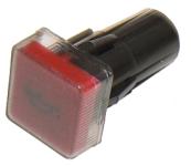 Kontrolka tlaku oleje červená ZETOR 78.358.933