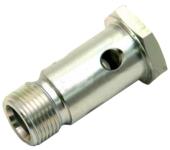 Šroub průtokový na palivo 4 ZETOR 97-2464